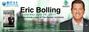Eric Bolling July 29 Event